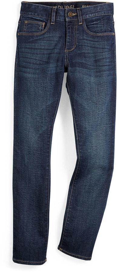 DL1961 Premium Denim Brady Activex Slim Fit Jeans Ferret Size 2 7