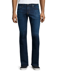 AG Adriano Goldschmied Protege Skye Denim Jeans Dark Blue