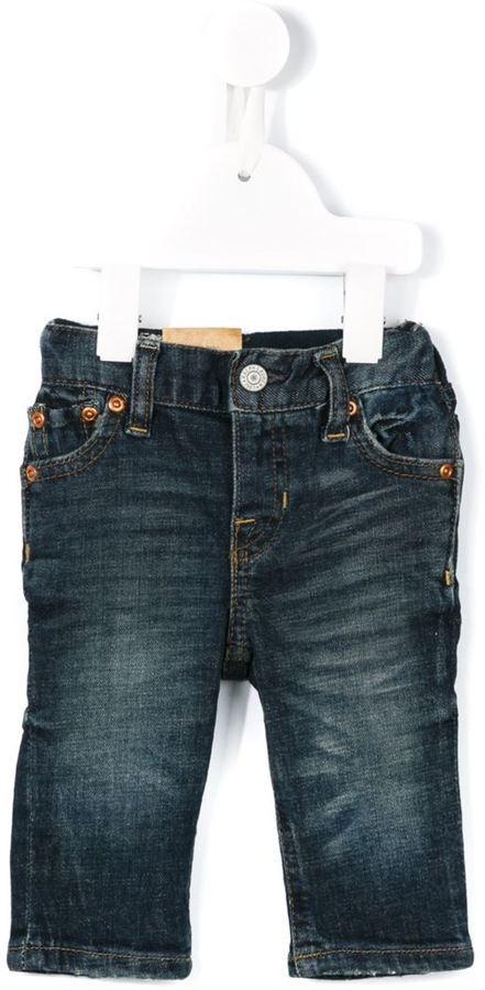 Ralph Lauren Kids Skinny Fit Jeans