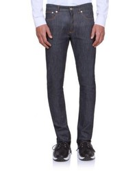 Givenchy Raw Straight Leg Jeans