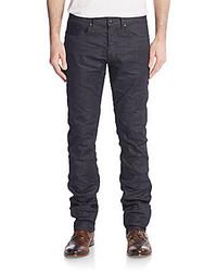 PRPS Reticulum Straight Leg Jeans