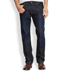 True Religion Ricky Straight Leg Jeans