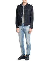 Valentino Rockstud Untitled Straight Leg Jeans
