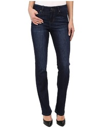 Sadie straight leg jeans in vintage super dark jeans medium 665190