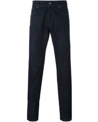 Salvatore Ferragamo Classic Straight Leg Jeans