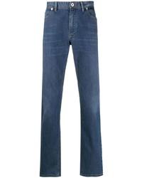 Brioni Slim Cut Denim Jeans