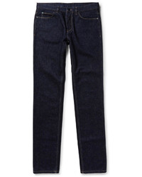 Lanvin Slim Fit Indigo Denim Jeans