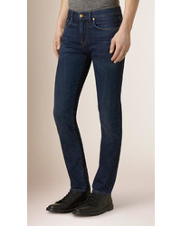 Burberry Slim Fit Japanese Selvedge Denim Jeans
