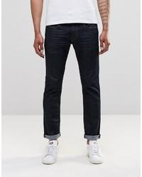 Esprit Slim Fit Jeans In Raw Denim