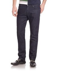 Salvatore Ferragamo Slim Fit Jeans