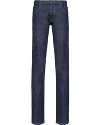 Prada Slim Fit Mid Rise Jeans