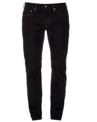 Stone Island Slim Fit Mid Rise Jeans