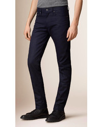 Burberry Slim Fit Saturated Selvedge Jeans