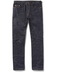 Valentino Slim Fit Selvedge Denim Jeans