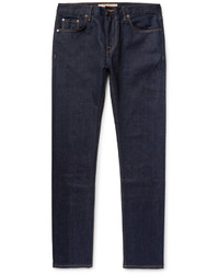 Burberry Slim Fit Selvedge Stretch Denim Jeans