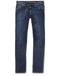Canali Slim Fit Stretch Denim Jeans