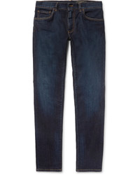 Dolce & Gabbana Slim Fit Stretch Denim Jeans