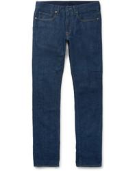 Incotex Slim Fit Stretch Denim Jeans