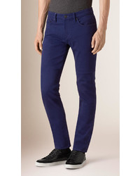 Burberry Slim Fit Stretch Japanese Denim Jeans