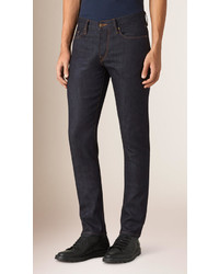 Burberry Slim Fit Stretch Japanese Selvedge Jeans