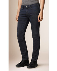 Burberry Slim Fit Washed Indigo Jeans