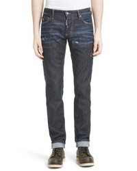 DSQUARED2 Slim Nothing Jeans