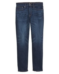 Madewell Slim Straight Fit Jeans