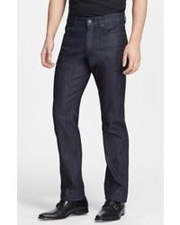 Z Zegna Slim Straight Leg Jeans