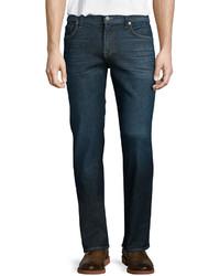 7 For All Mankind Slimmy Voltage Denim Jeans Medium Blue