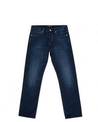 Paul Smith Standard Fit Dark Wash Jeans