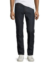 rag & bone Standard Issue Fit 2 Mid Rise Relaxed Slim Fit Jeans