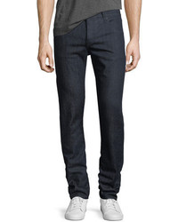 rag & bone Standard Issue Fit 2 Mid Rise Relaxed Slim Fit Jeans Tonal Rinse
