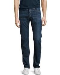 rag & bone Standard Issue Fit 3 Loose Fit Straight Leg Jeans