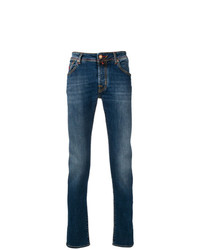 Jacob Cohen Stonewashed Jeans