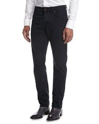 Tom Ford Straight Fit Denim Jeans Dark Navy