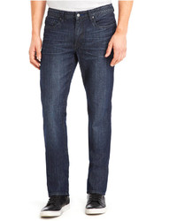Kenneth Cole Reaction Straight Fit Jeans