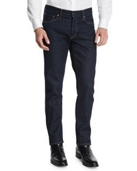 Tom Ford Straight Fit New Indigo Stretch Jeans