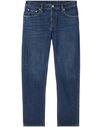 Burberry Straight Fit Washed Jeans