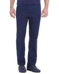 Stefano Ricci Straight Leg Denim Jeans