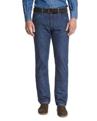 Loro Piana Straight Leg Denim Jeans