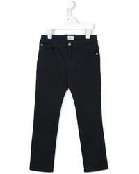 Armani Junior Straight Leg Jeans