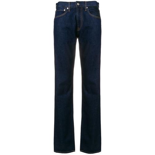 CK Jeans Straight Leg Jeans