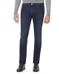 Stefano Ricci Stretch Denim Slim Straight Jeans