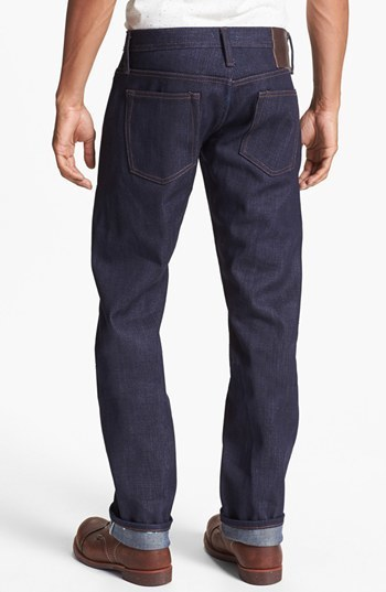 2fb9496a91ab48 The Unbranded Brand Ub221 Slim Fit Raw Selvedge Jeans, $110 ...