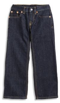 Ralph Lauren Toddlers Little Boys Slim Fitting Jeans