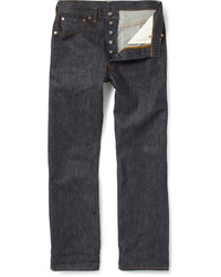 Levi's Vintage Clothing 1947 501 Shrink To Fit Selvedge Denim Jeans