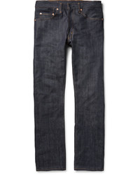 Levi's Vintage Clothing 1967 505 Slim Fit Dry Selvedge Denim Jeans