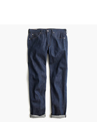 J.Crew Wallace Barnes Straight Leg Jean In American Indigo Denim