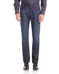 Etro Washed Slim Fit Jeans