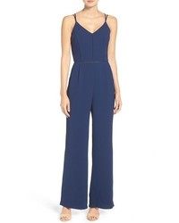 Adelyn r sleeveless crepe jumpsuit medium 874019